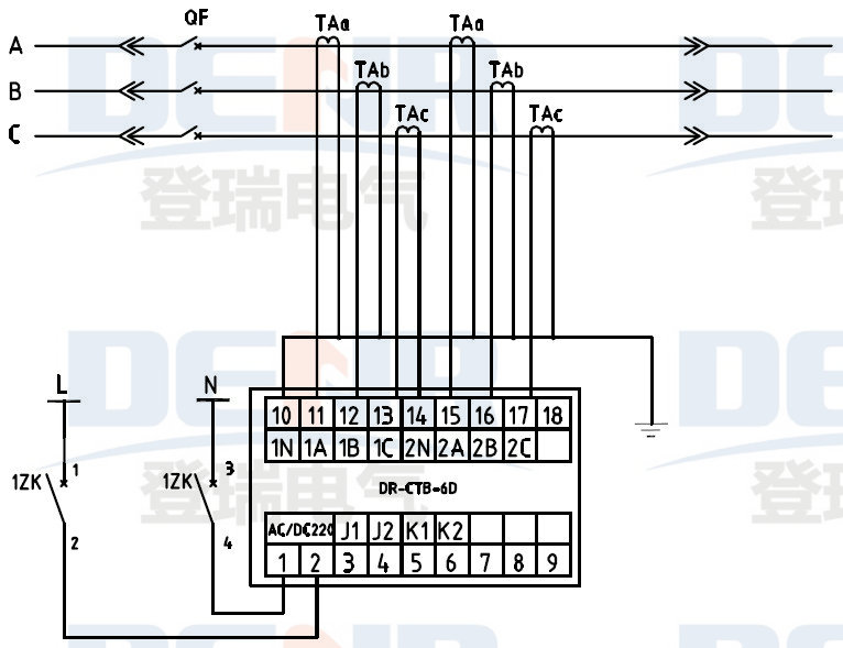 2012 04 29 18 20 095 the ctb 6 current transformer secondary overvoltage protection ct wiring diagram at crackthecode.co